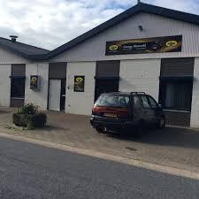 Een bijzonder goede garage in Tegelen