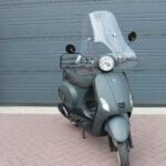 Een windscherm op je scooter: wel of niet doen?