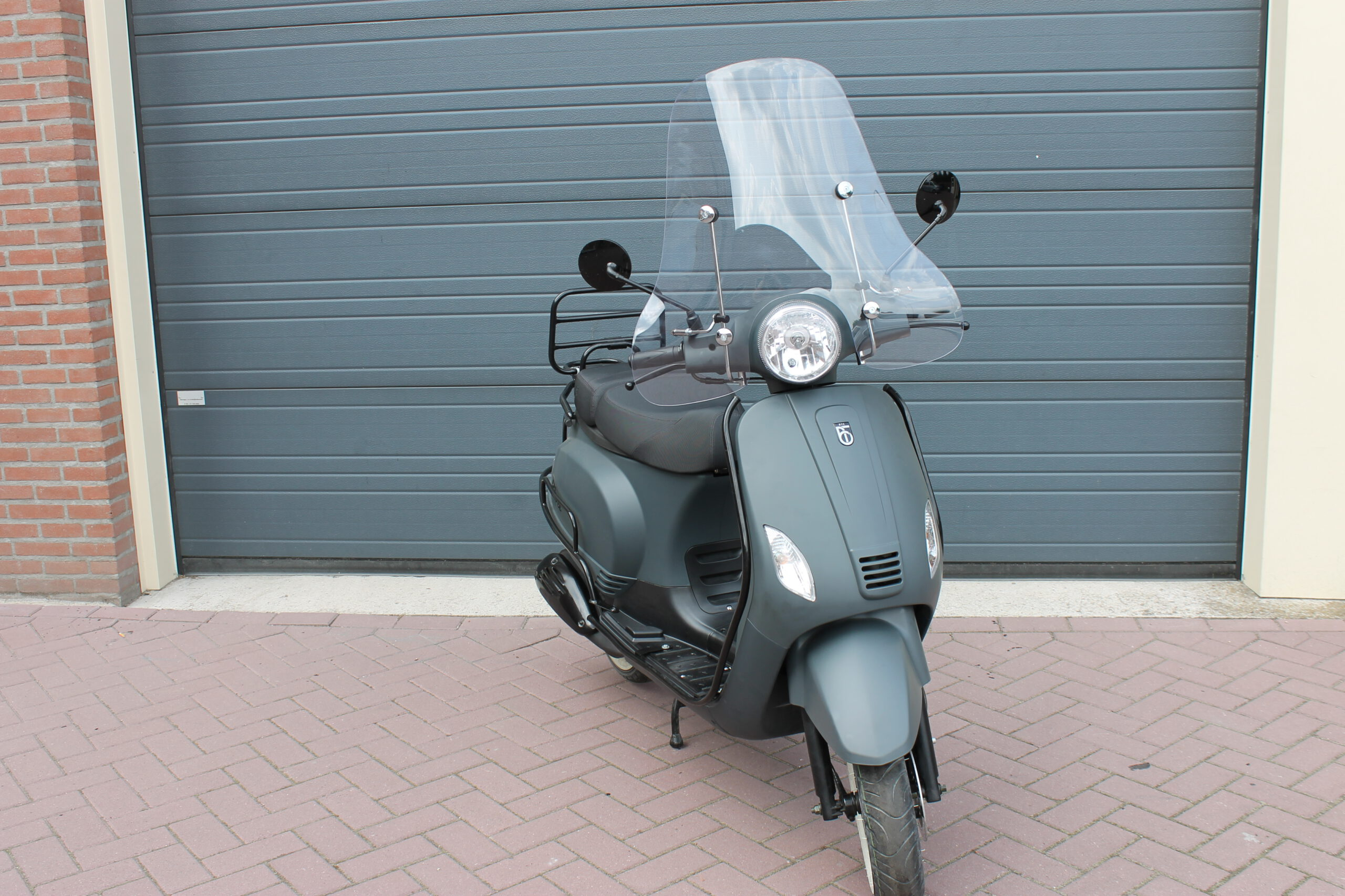 windscherm scooter