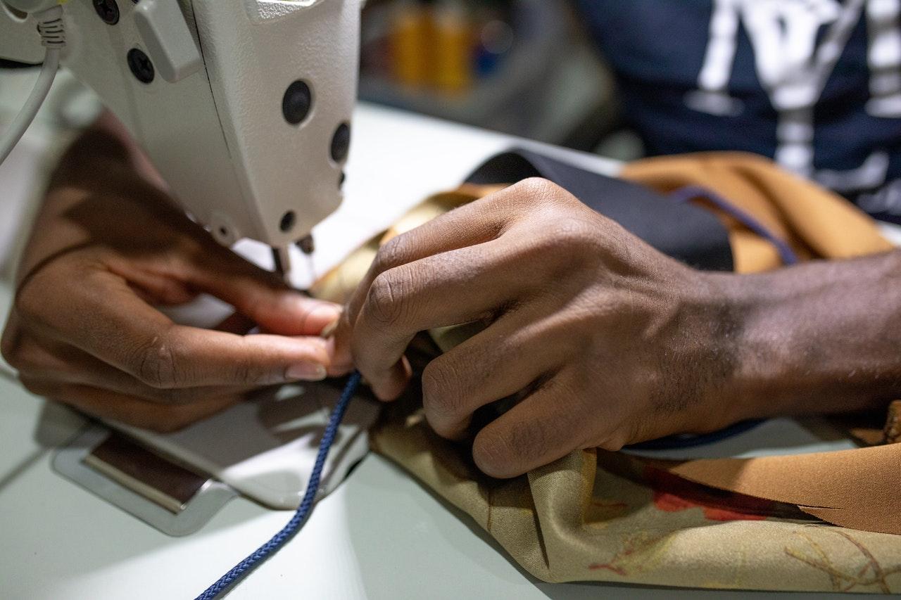 industriële naaimachines